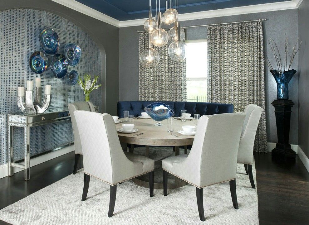 Room · Formal Round Dining Room Sets ...