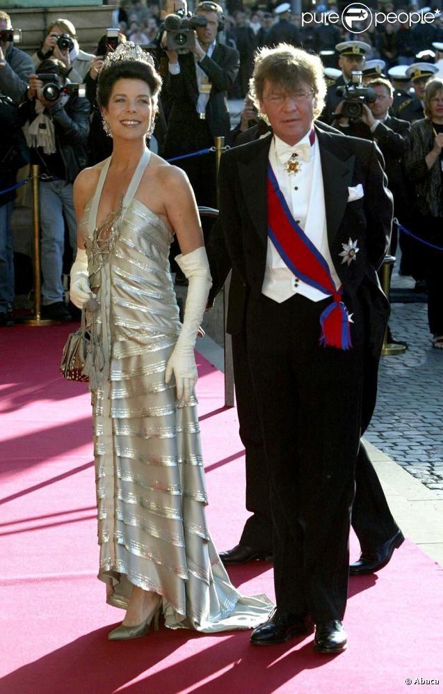 Caroline et Ernst August de Hanovre