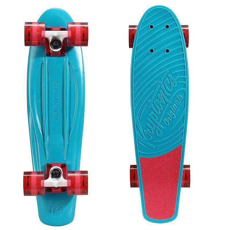 Kryptonics 22 5 In Original Torpedo Skateboard Complete Skateboards Skateboard Buy Skateboard