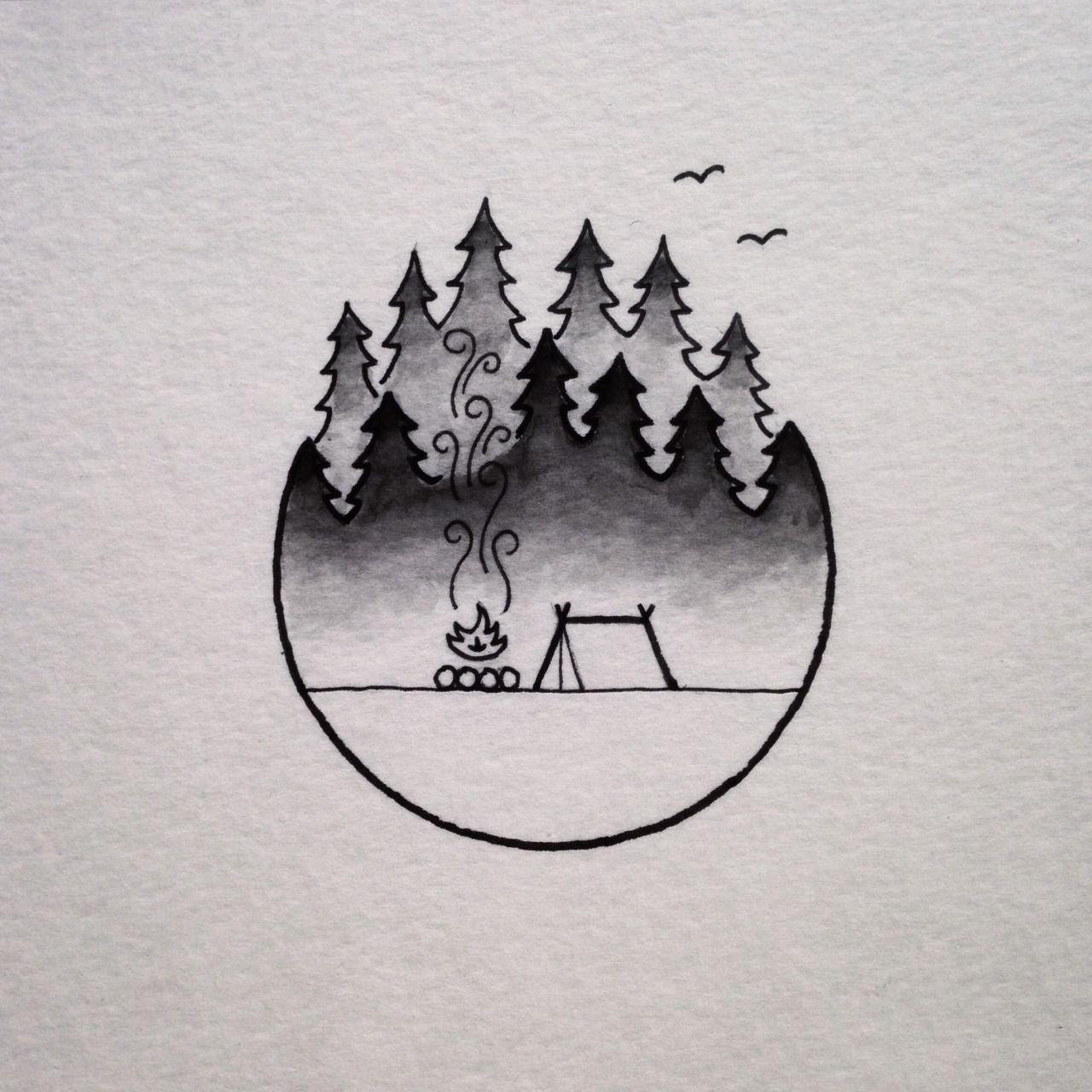▷ 1001 + ideas de dibujos fáciles de hacer paso a paso