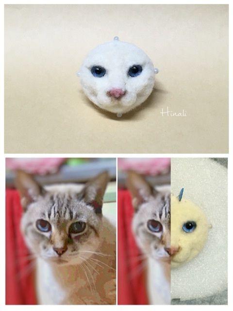 『■ 長毛猫さんのたてがみ』