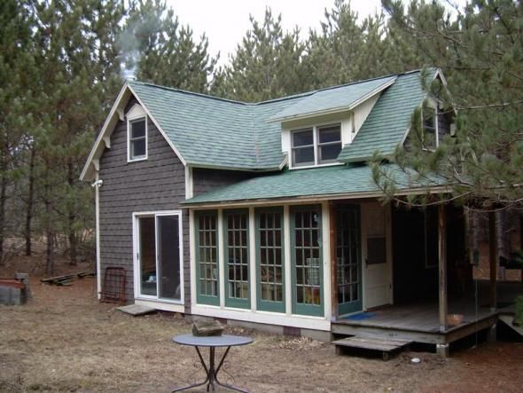 Tiny Home Designs: Tiny House...Roughly 721 Sq Ft Including The Loft Area