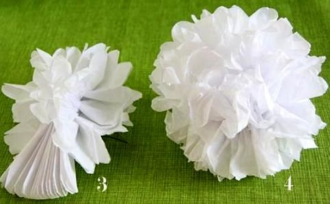 Diy tissue paper flower making tutorial and ideas eliane caldeira diy tissue paper flower making tutorial and ideas mightylinksfo