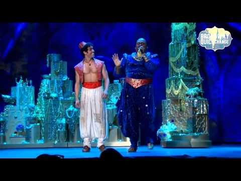 Friend Like Me Aladdin On Broadway I Just Saw This Show On