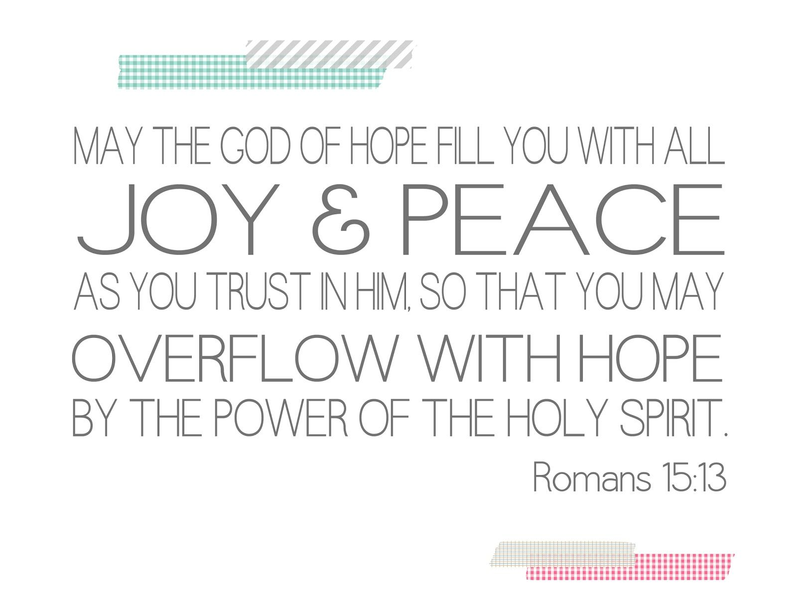 worthyoftheprize.com: {Hope for the Home}: Another Scripture Printable!