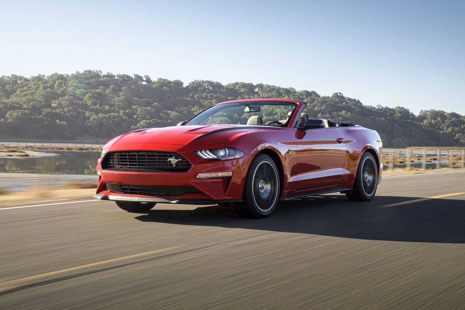 Https Www Motorauthority Com News 1125136 First Drive Review 2020 Ford Mustang 2 3 High Performance Packa Ford Mustang Ecoboost Ford Mustang Mustang Ecoboost
