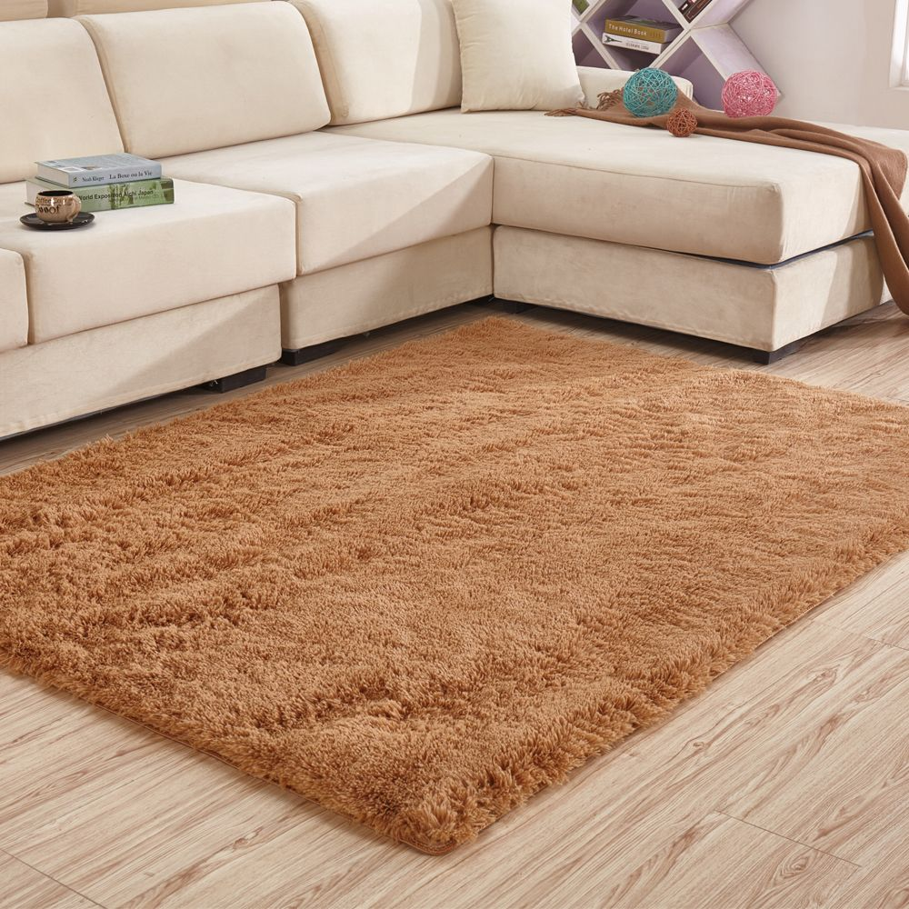 200 300cm Large Solid Shaggy Carpet Soft Plush Rugs And Carpets Area Rug For Living Room Home Yoga Mat Floor Mat Rugs In Living Room Soft Carpet Buying Carpet