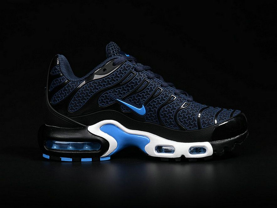 brand new bcaf4 81837 Men Nike Air Max Plus Tn Ultra Navy Blue Obsidian White Shoe ...