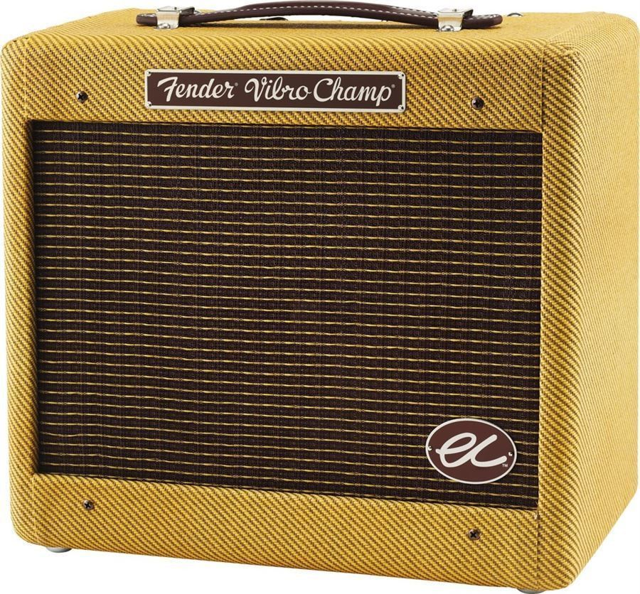 fender ec vibro champ electric guitar amplifier amps and pedals fender guitar amps acoustic. Black Bedroom Furniture Sets. Home Design Ideas