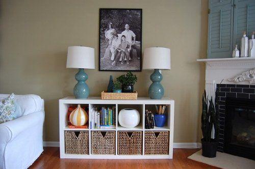 IKEA EXPEDIT Bibliothèque - Blanc - 149x79x39cm: Amazon.fr: Cuisine & Maison (avec images ...