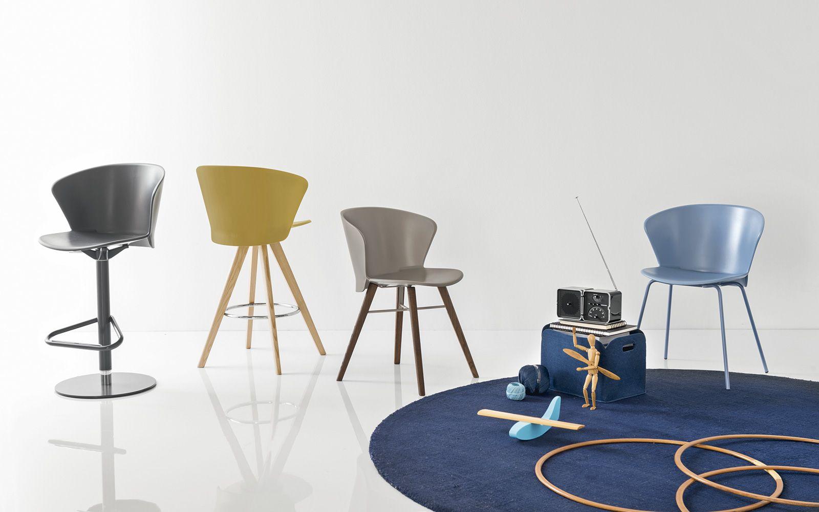 Sedie Eurosedia ~ Best sedie moderne images dining room metal