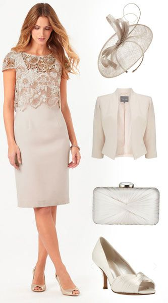 Summer Mother Of The Bride Outfits Wedding Dresses Suits Shoes Hats Bags