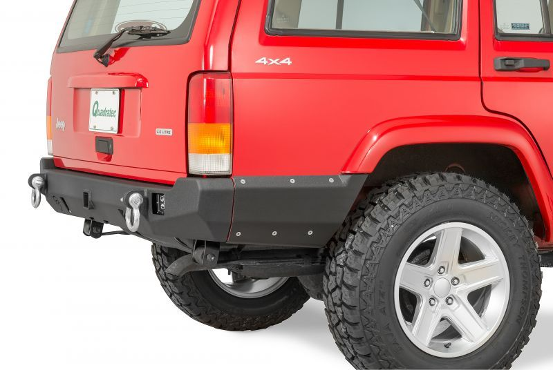 Jcr Offroad Non Integrated Rear Lower Quarter Panel Armor For 97