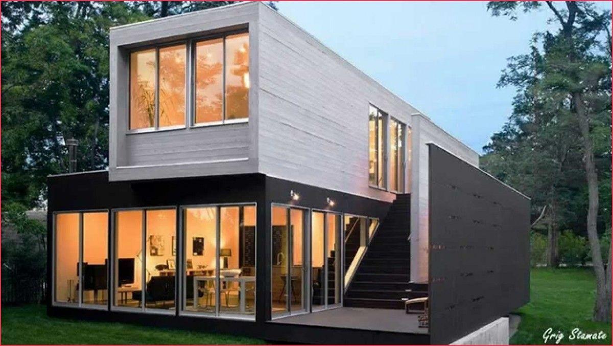 Prix Maison En Container modern prefab container homes | plans maison container