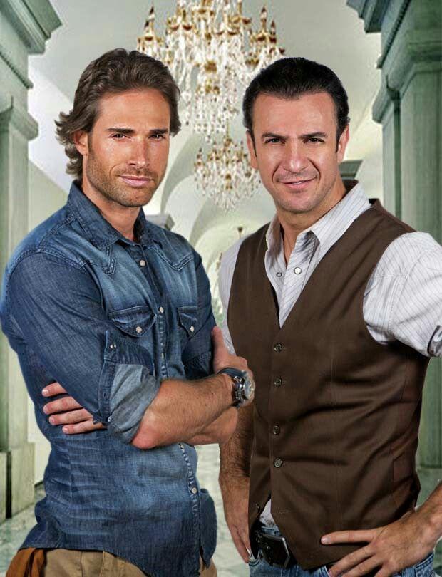Alejandro Y Victor Sebastian Rulli Actor Vest Dress