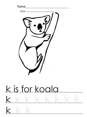 Number Names Worksheets junior kindergarten worksheets : 1000+ images about Kindergarten Worksheets on Pinterest