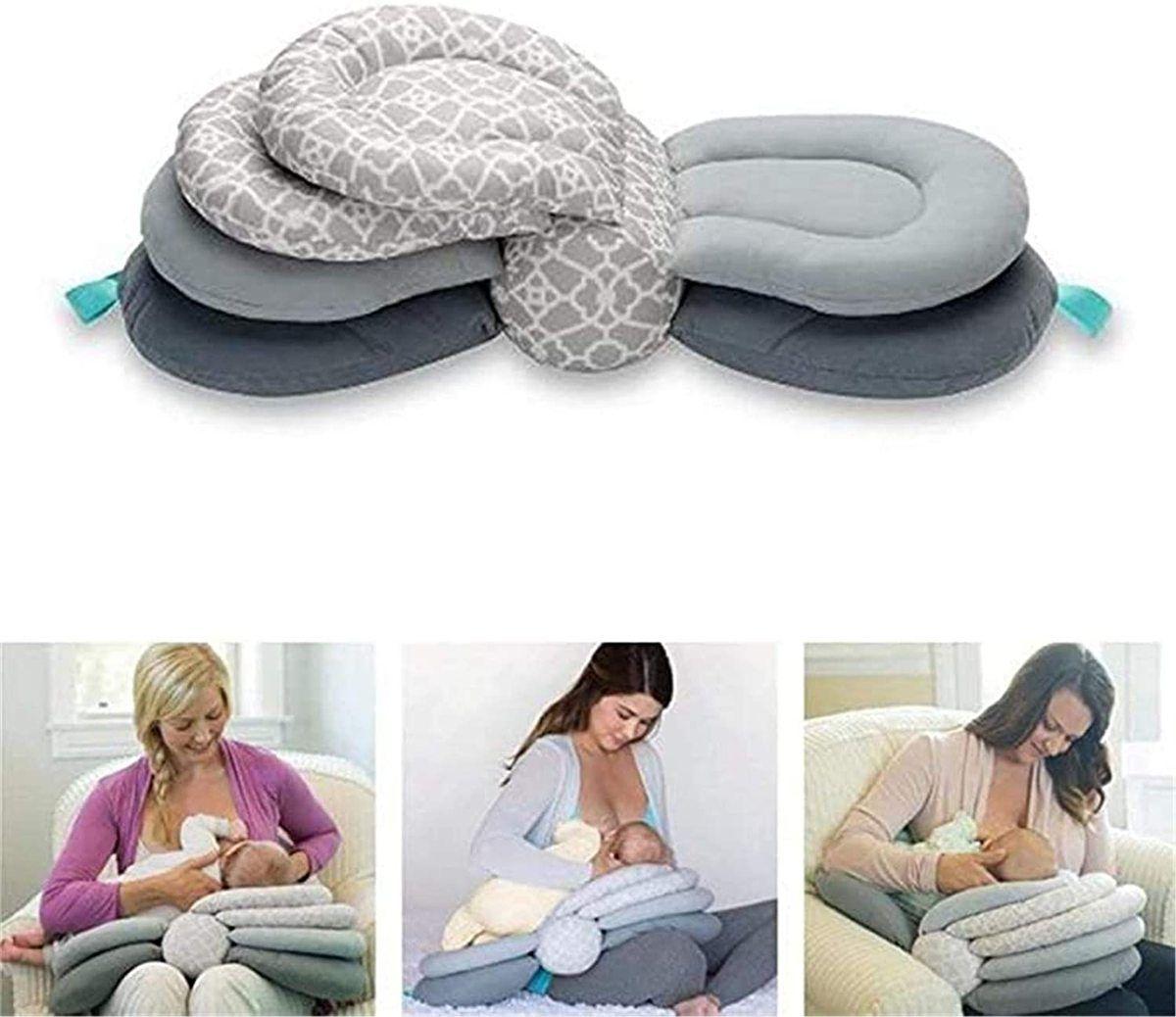 adjustable nursing pillow good idea