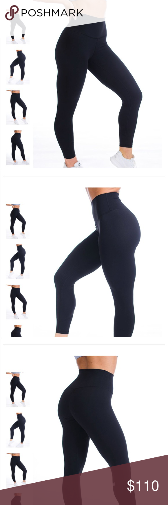 Ptula The Alainah Ii Allure Legging Smooth Black Leggings Are Not Pants Black Clothes Design P'tula active alainah allure legging size: pinterest