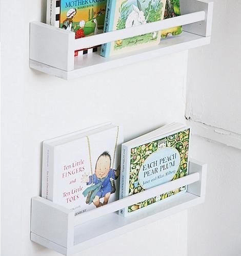Los especieros bevkam de ikea como baldas infantiles - Ikea estanterias ninos ...