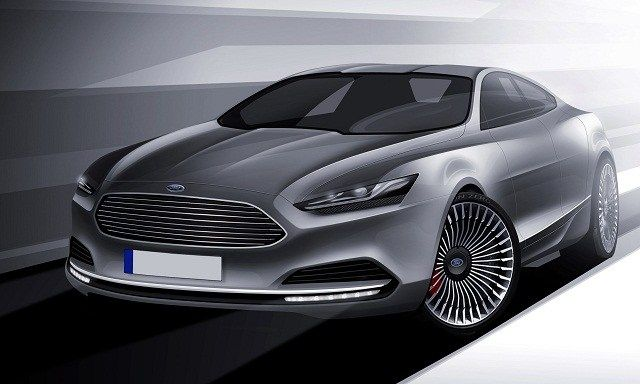 2020 Ford Taurus Changes and Concept Rumor - New Car Rumor | Ford | Pinterest | Taurus, Ford and ...
