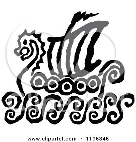 Royalty Free Vector Illustration By Chromaco 1196346 Free Vector Illustration Ship Sketch Clip Art Pictures