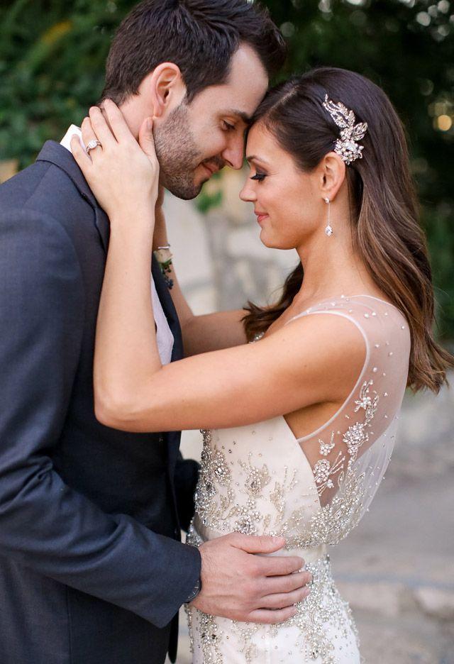 Photo of 5 pretty perfect real brides in Maggie Sottero – Perfete