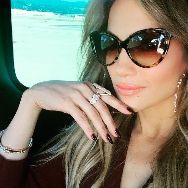Jennifer Lopez y su closet tecnológico