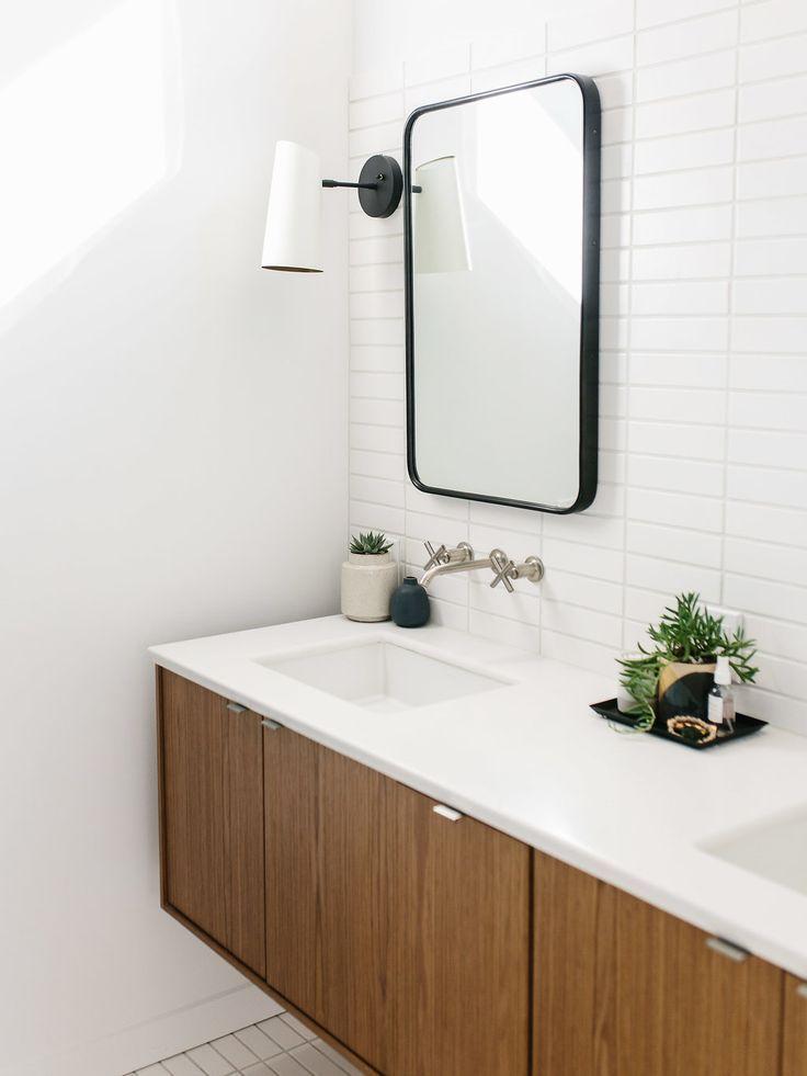 terrific mid century master bedroom bath   Our Austin Casa    Mid Century Modern Master Bathroom ...