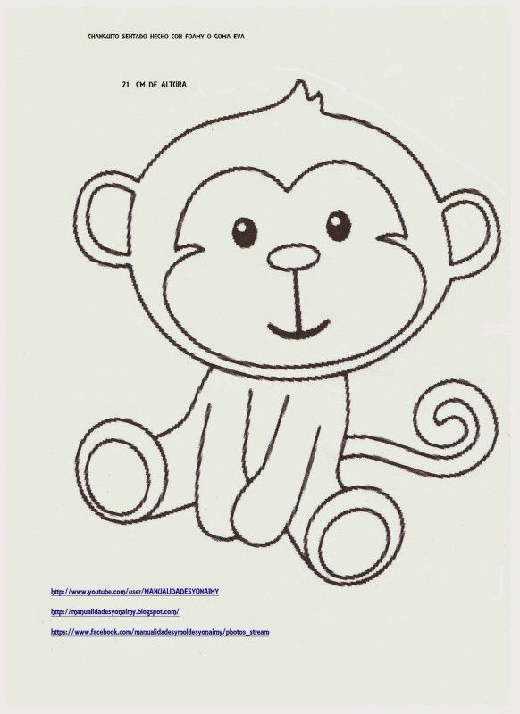 Pin by May Be on cumple selva zoo! | Pinterest | Babies, Monkey and ...