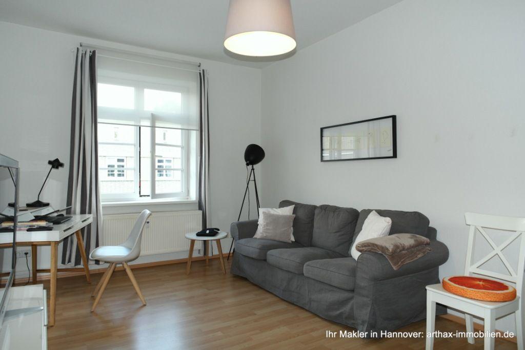 Wohnung Wohnzimmer 2 | Wohnzimmer Einer Kleinen 2 Zimmer Wohnung Ohne Balkon Gartenstadt