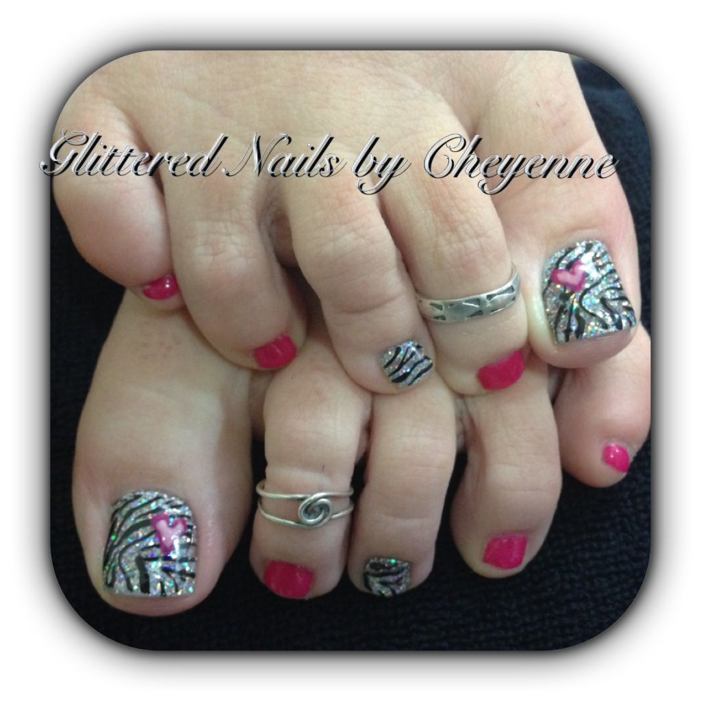 Nail art for toes ❤ | My obsession | Pinterest | Pedicures, Toe ...