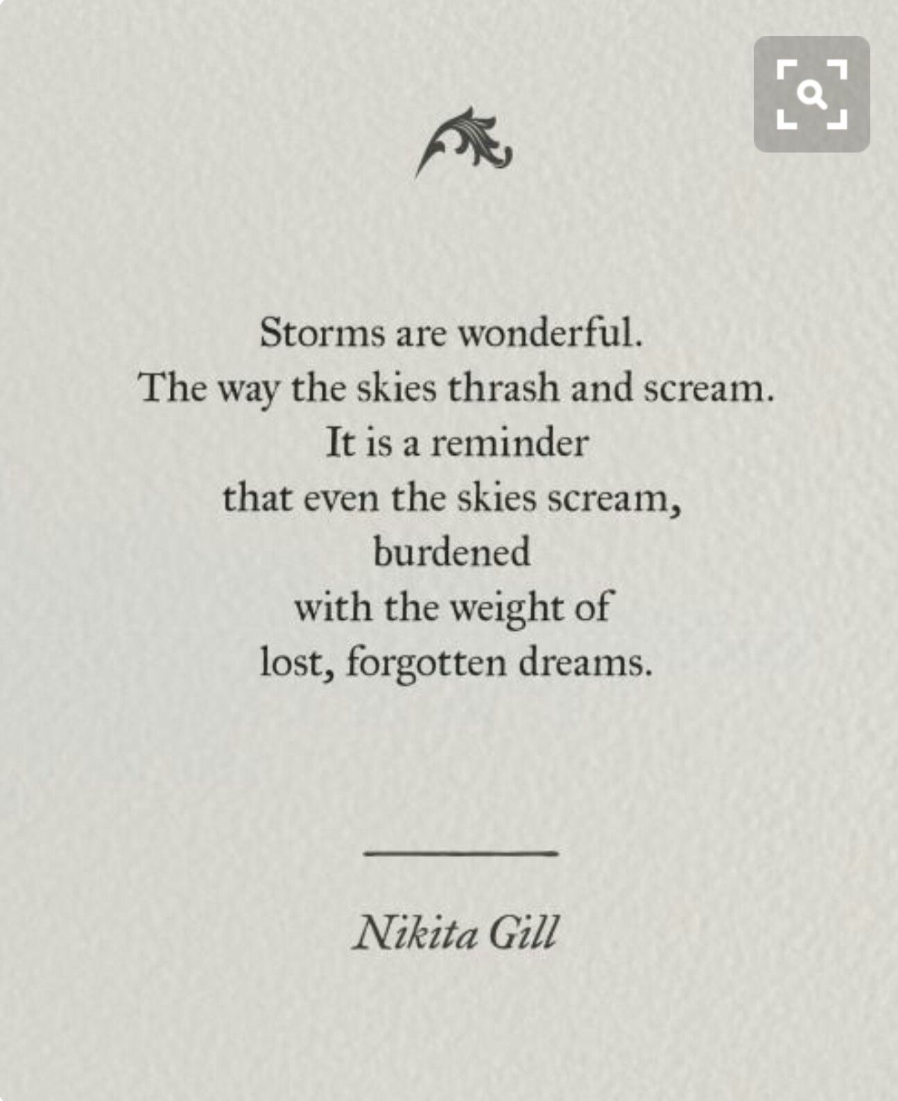 Nikita Gill. Words, Poetry words