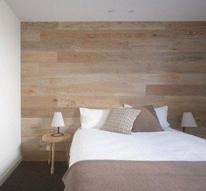 Cladding Your Feature Wall Wood Walls Bedroom Home Wood Wall