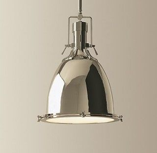 Benson Pendant Contemporary Lighting Restoration Hardware