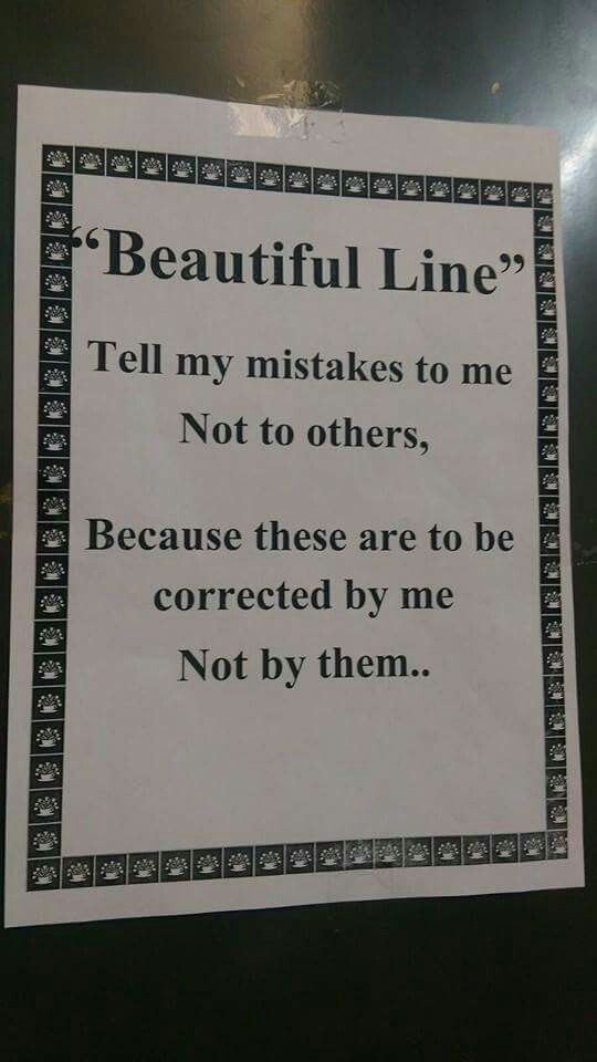Soo true..ppl shud follow. (With images) Beautiful lines