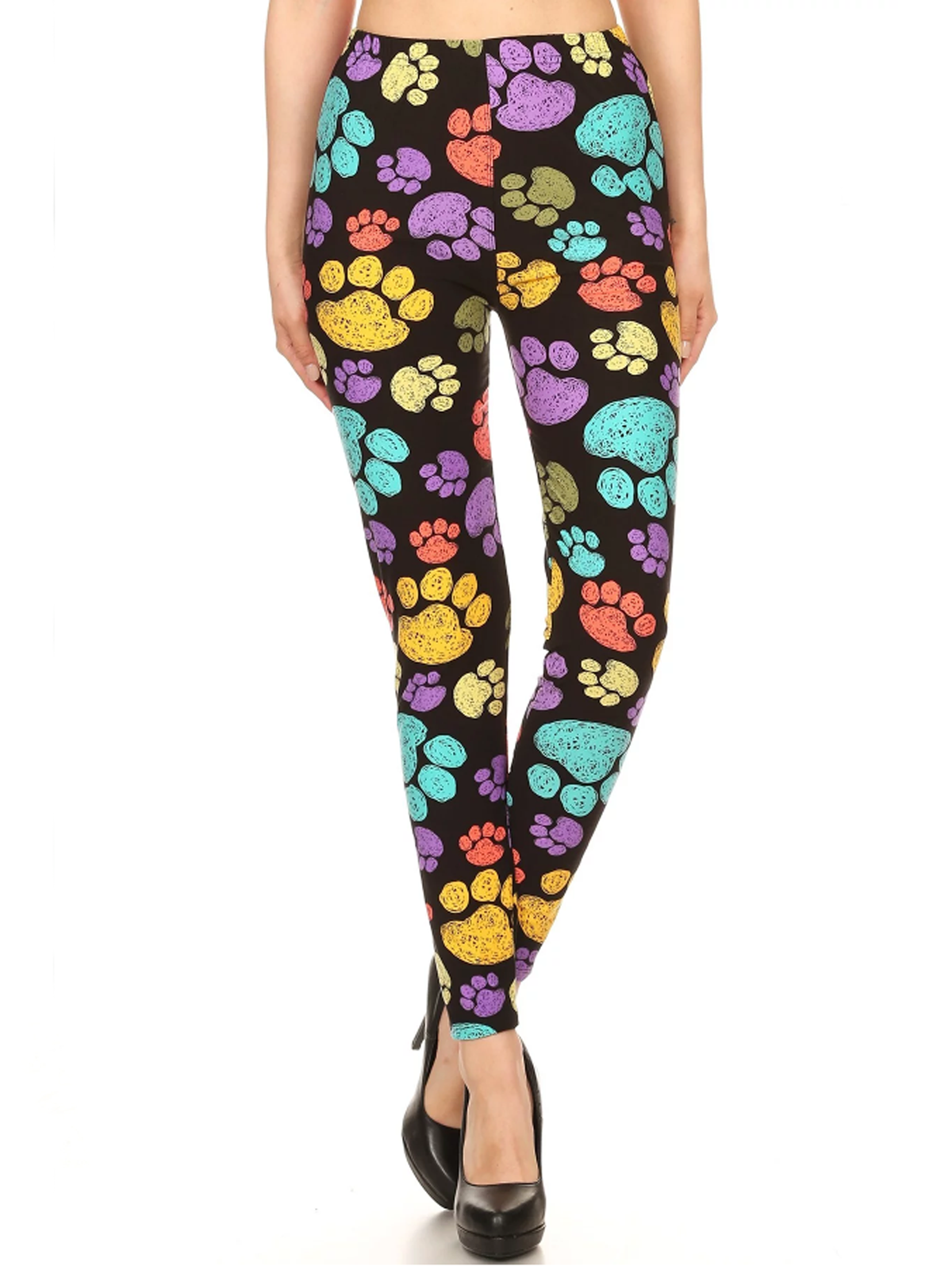 12bb27bc66a057 Featuring a lightweight and ridiculously soft material, it's so easy to  love wearing these cute leggings all day long! The pattern features ...