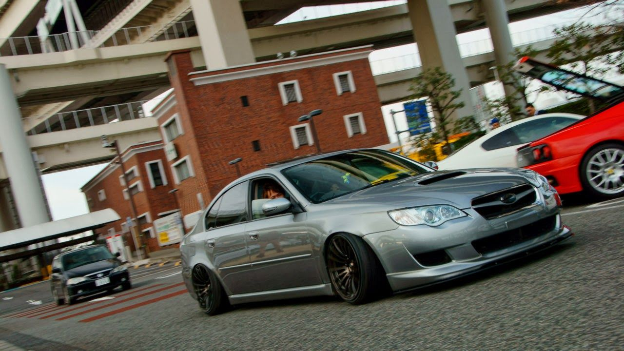 Modified subaru legacy gt