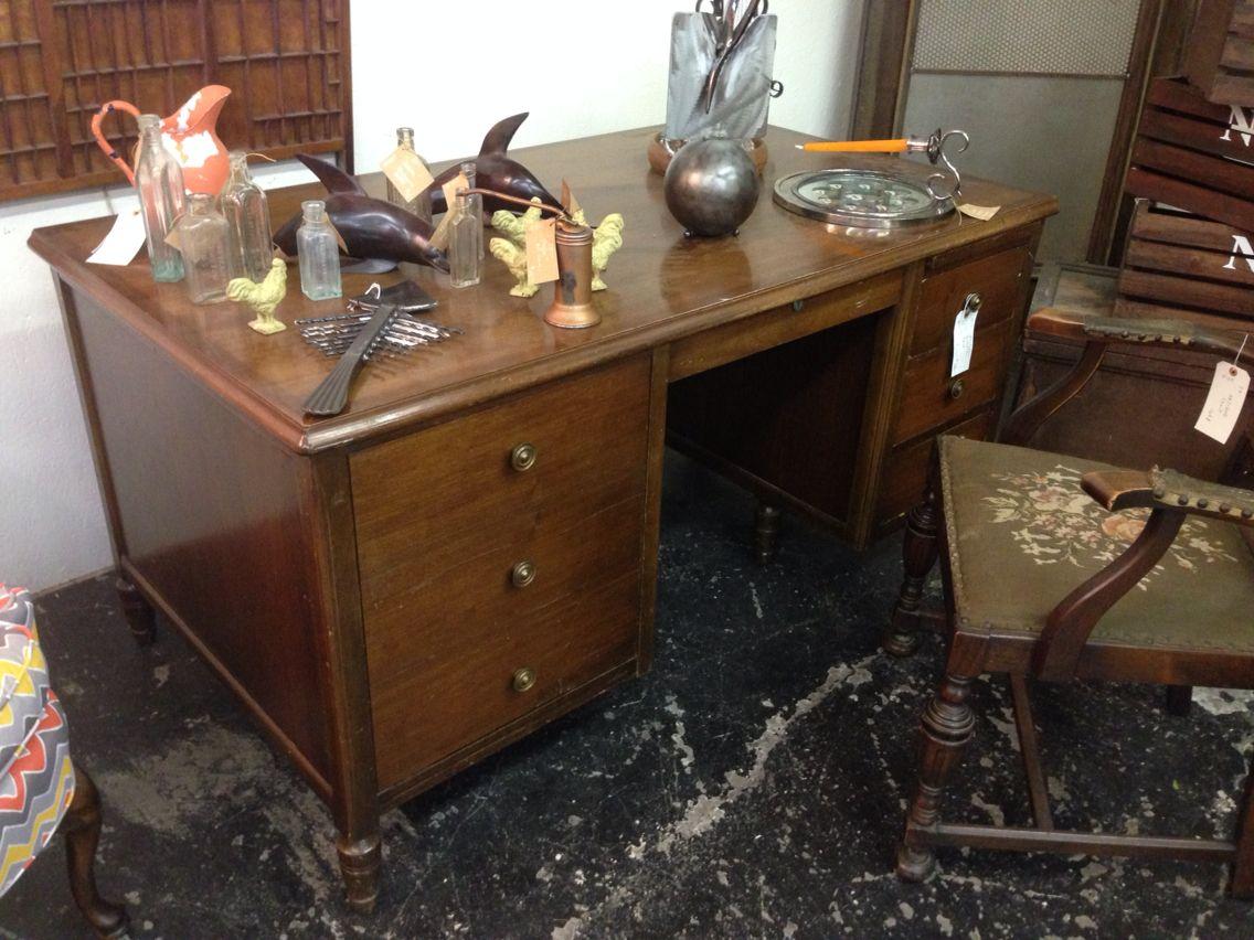 Second desk