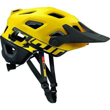 Mavic Crossmax Pro Helmet Yellow Mavic Black Sepeda Motor Jalanan