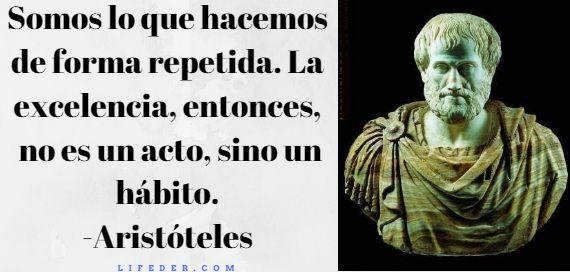 Frase De Filosofo Aristoteles Fraces Pinterest Words
