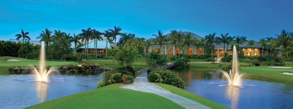 Akoya BocaWest GolfCourse Florida paradise West