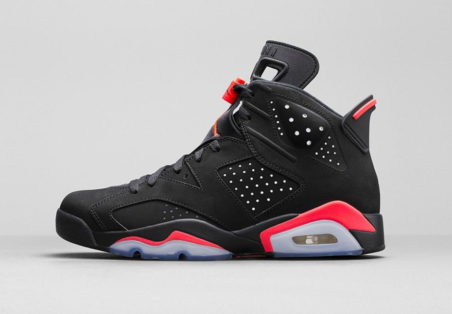 THE SNEAKER ADDICT: Unreleased Air Jordan 6 Bred 60/40 Sample Sneaker ... |  SNEAKERS / FASHION | Pinterest | Air jordan and Nike air jordans