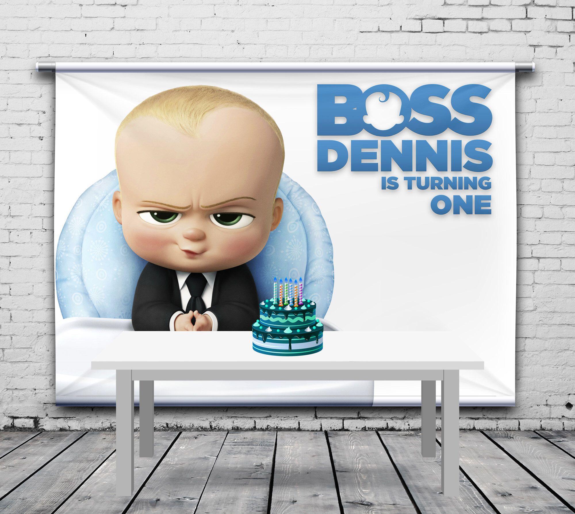 boss baby birthday backdrop, white background, clerical associate job description resume simple format word file objective flight attendant