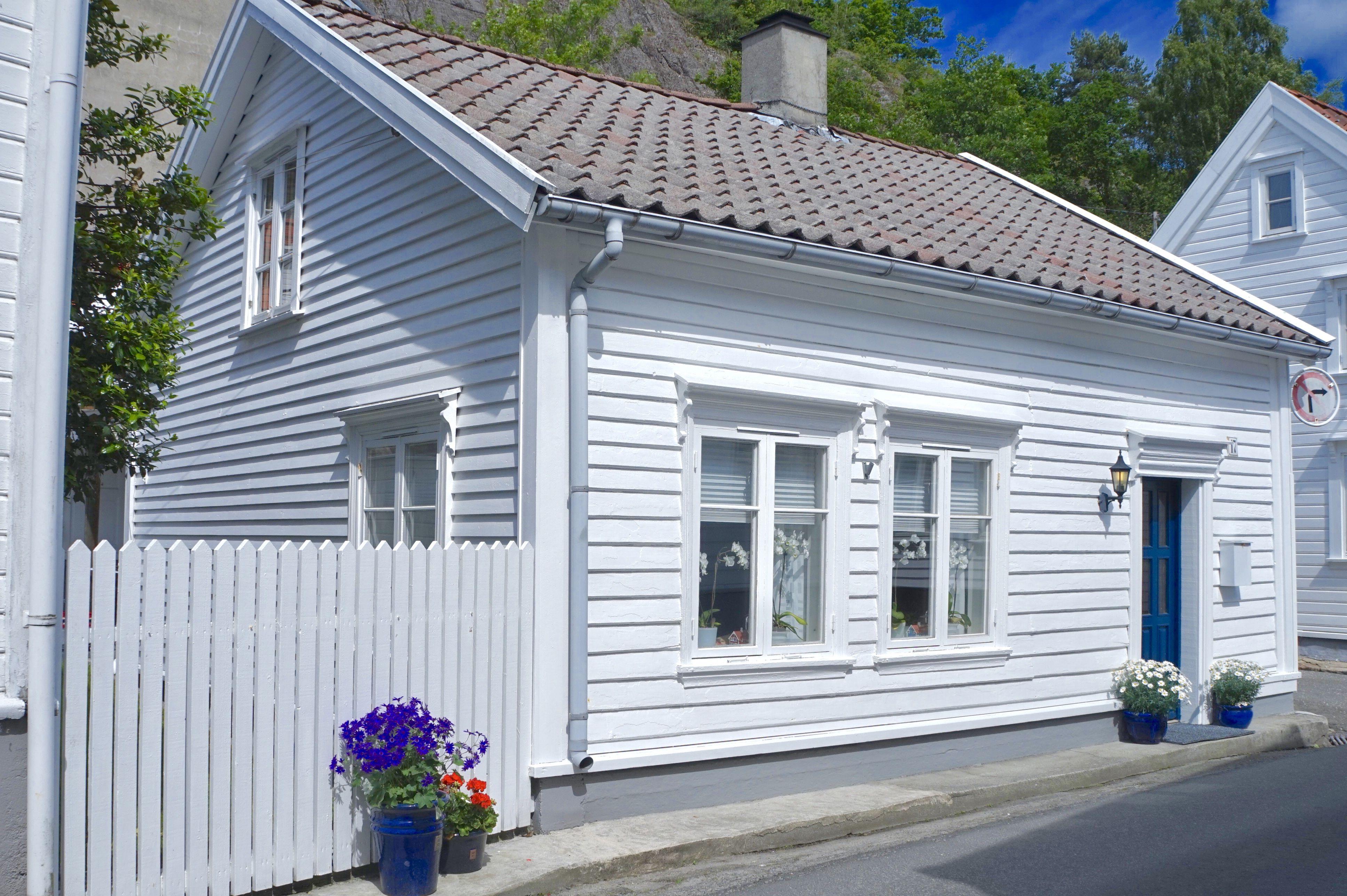 Streets of Flekkefjord by @behindabluedoor #flekkefjord