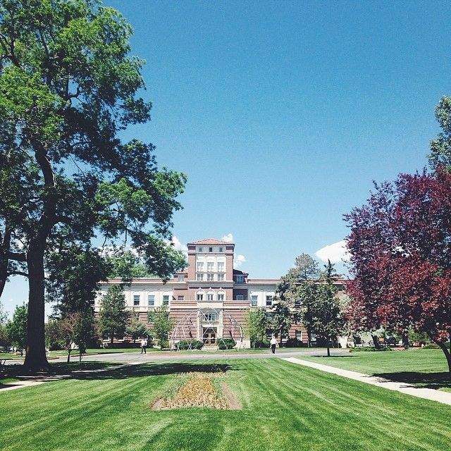 Colorado Mountain College: Check Out This Beautiful Photo Of RMCAD Taken By