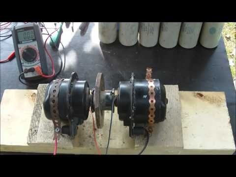 How To Make Free Energy Generator 220v From Washing Machine Motor Diy Free Energy Generator