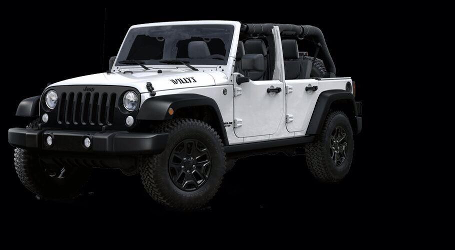 White Willy's Jeep  #jeepporn