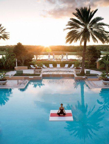 #15   RITZ-CARLTON ORLANDO, GRANDE LAKES, FL    Overall Score: 95.9  Treatments: 97.2  Staff: 95.8  Facilities: 94.3    Treatment Rooms: 40  Basic Massage: $130