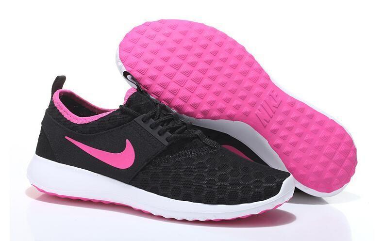 Nike Zenji Juvenate Summer Slip-On Sneakers Womens Running Shoes Black Pink,Discount  shoes