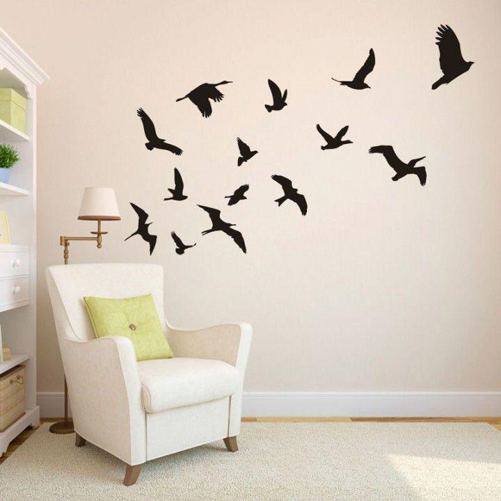 Artesanato Com Tecido De Juta ~ Resultado de imagem para passarinhos parede tok stok Decoraç u00e3o Parede Pinterest Tok stok